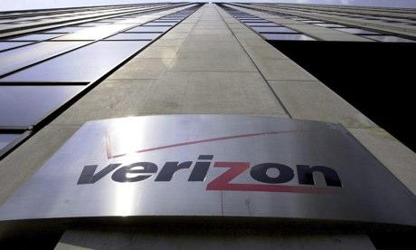 Verizon dijo que estaba evaluando una propuesta de los inversores que publicar el número de solicitudes que ha recibido para los datos de los clientes cada seis meses. Fotografía: Chris Hondros / Getty Images