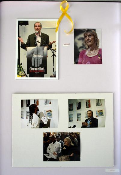 Imágenes de la Exposición Fotográfica Movimiento de Solidaridad con Cuba. Foto: Daylén Vega / Cubadebate.