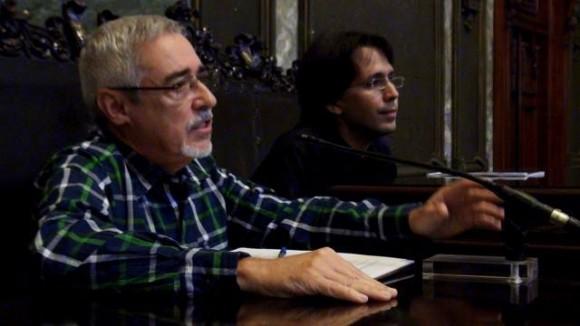 El Dr. José Ramón Vidal. Foto: ICOM2013