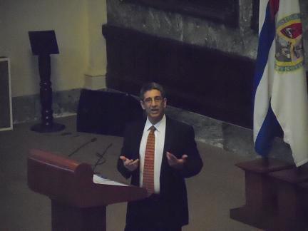 Pedro Urra. Foto: ICOM2013.com