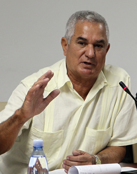 Higinio Vélez. Foto: Ladyrene Pérez/Cubadebate.
