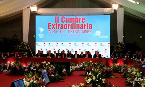 Cumbre Alba Petrocaribe