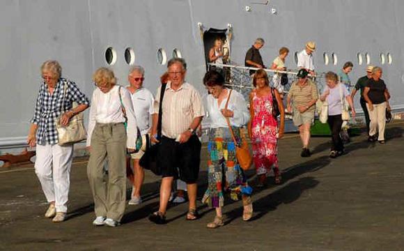 Cuba recibió el año pasado dos millones 838.468 vacacionistas extranjeros