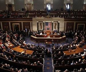 Cámara de Representantes de los Estados Unidos. Foto: Archivo.