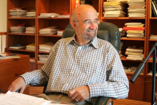 Piero Gleijeses, reconocido profesor e investigador italo-norteamericano.