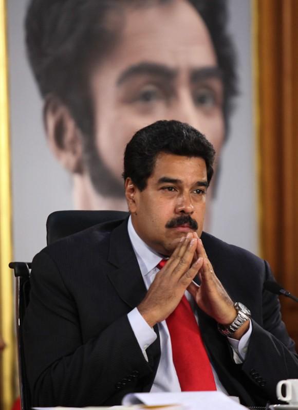 Los empresarios agradecieron la convocatoria para la Paz y se distanciaron de los actos de violencia. (Foto Prensa Miraflores)