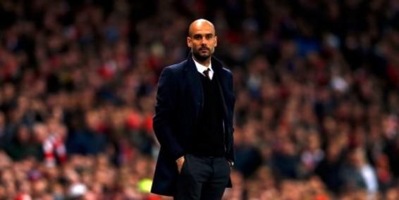 Guardiola, DT español de Bayern Múnich. Foto: Reuters.