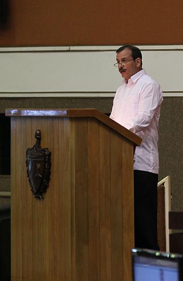Fernando Gonzalez Asamblea Nacional. Foto: Ismael Francisco/Cubadebate.