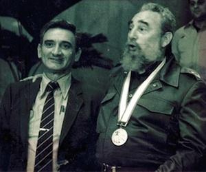Eugenio George-Fidel Castro