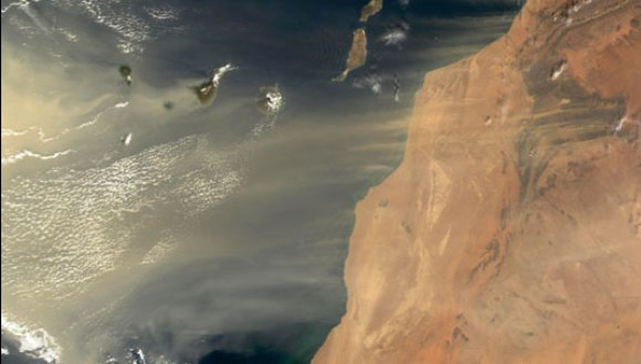 El polvo del Sahara incrementa las enfermedades respiratorias y cardiovasculares en Cuba