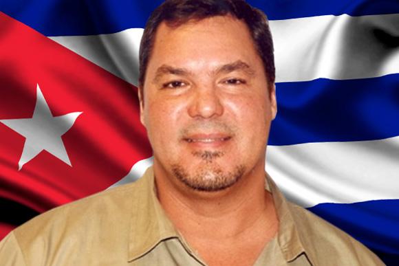 Ramón Labañino - Héroe de la República de Cuba