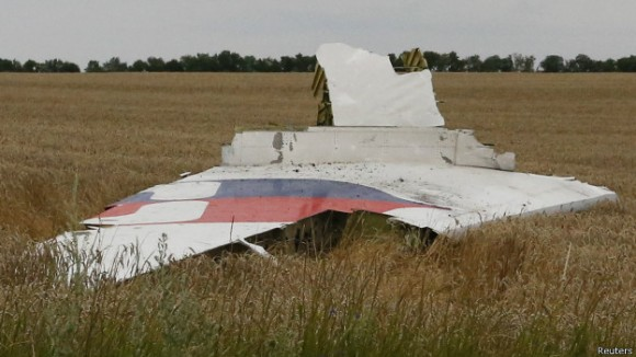 El aparato cayó en el este de Ucrania cuando cubría la ruta entre Ámsterdam y Kuala Lumpur.
