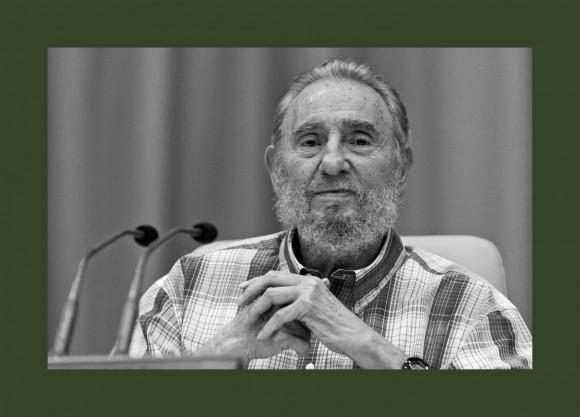 Fidel es Fidel, 2012. Foto: Roberto Chile.