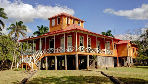 Birn en el paisaje histrico cubano  Fotos y Video