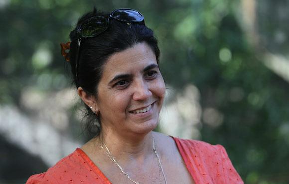 Idania Moreno. Foto: Ladyrene Pérez/ Cubadebate.