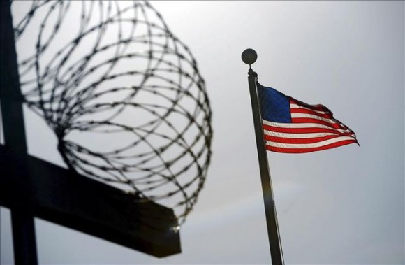 Cárcel de Guantánamo. Foto: EFE