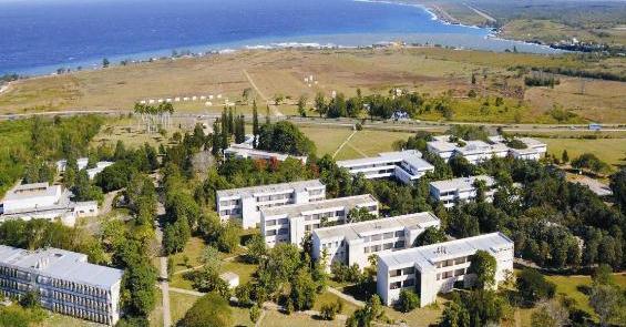 La Universidad de Matanzas integra desde este año en su seno a las carreras pedagógicas y de la cultura física. Foto: TV Yumurí