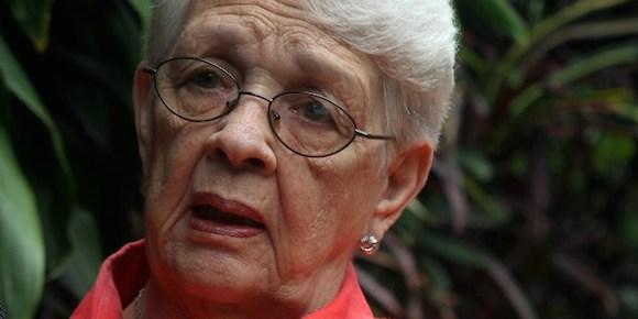 Mirta Rodríguez.Co Latino entrevistó a la señora Rodríguez para conocer su testimonio como madre de uno de los cinco prisioneros.