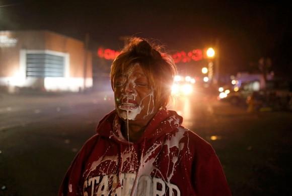 Estallan protestas en Ferguson136