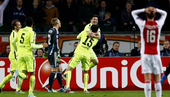 Messi A