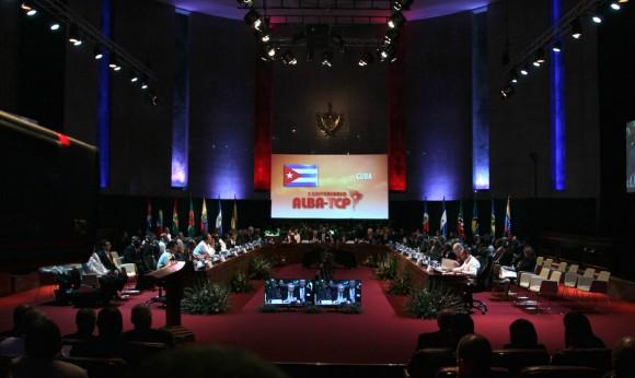 Inauguración de la XIII Cumbre del ALBA-TCP, La Habana, Foto: Ismael Francisco/ Cubadebate