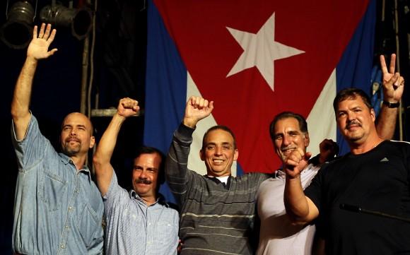 Concierto de Silvio por los Cinco. Foto: Ladyrene Pérez/ Cubadebate