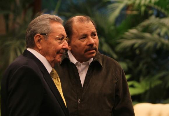 Saludo Oficial a los Jefes de Estado. Foto: Ismael Francisco/Cubadebate.