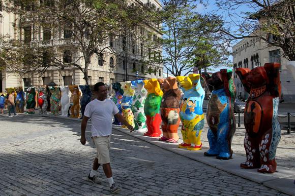 Esta exposición itinerante ha recorrido importantes ciudades de todos los continentes. Foto: Ladyrene Pérez/ Cubadebate.