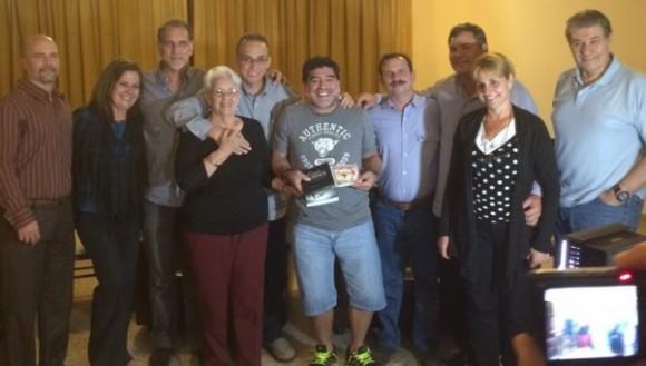 Maradona Cuba