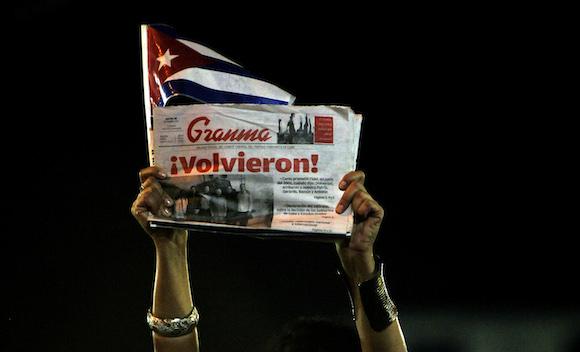 La Noticia, largamente esperada. Foto: Ladyrene Pérez/ Cubadebate.