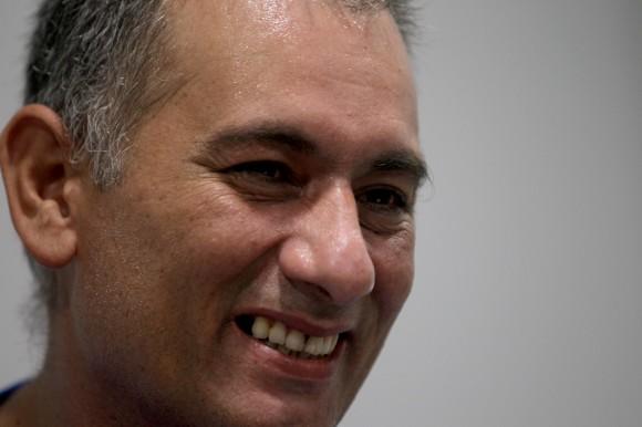 Félix Báez, médico cubano curado de Ébola. Foto: Ismael Francisco/ Cubadebate.