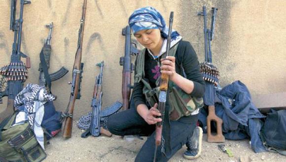 Las mujeres que expulsaron al Estado Islmico de Kobani