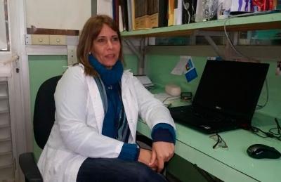 La doctora Vivian Kourí. Fotos: Claudia Padrón Cueto y Jorge Carlos de la Paz.