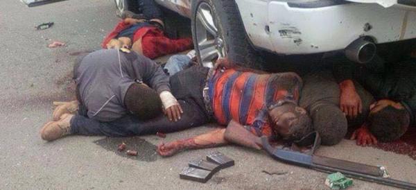 Polica Federal mexicana responsable de masacre de 16