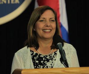 Josefina Vidal en Washington. Foto: Ismael Francisco/ Cubadebate