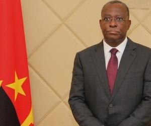 El excelentísimo señor Manuel Domingos Vicente, Vicepresidente de la República de Angola