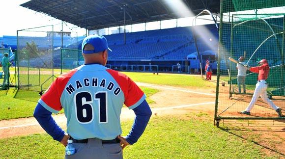 Beisbol Entrenamiento Panamericano
