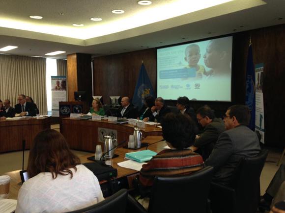 Cuba, primer país del mundo que recibe validación de Organización Mundial de Salud por eliminar transmisión de madre a hijo del VIH. Foto: OPS