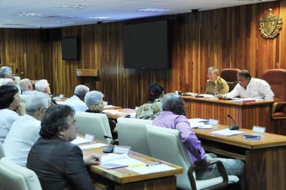 Reunión consejo de ministros