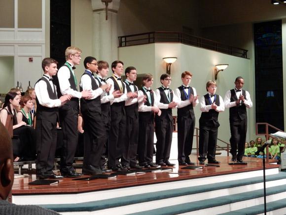 Young Men's Ensemble