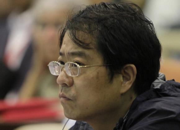 Chen Xiaohua, Director Adjunto del Centro de Certificación de la Seguridad de la Información, de China, y Vicesecretario de la Asociación de Seguridad Cibernética de China. Foto: Ismael Francisco/ Cubadebate