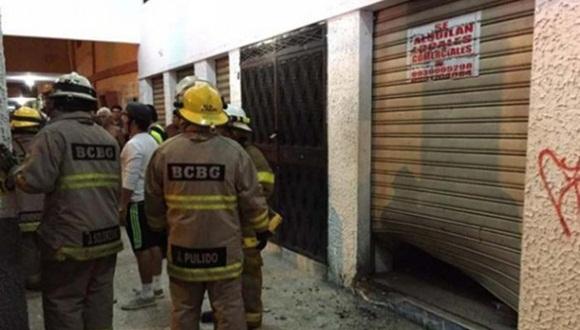 La tolda política de Rafael Correa solicitó que se adelanten las investigaciones para que los responsables de la explosión sean castigados. Foto: Telesur.