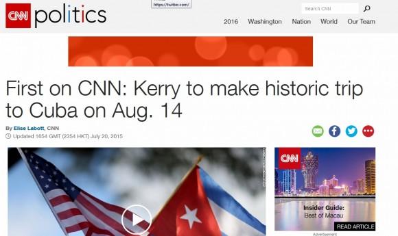 CNN, 20 de julio de 2015