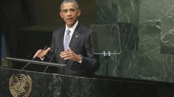 Barack Obama ONU