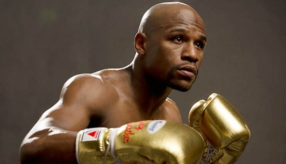Floyd Mayweather Jr. Foto tomada de The source