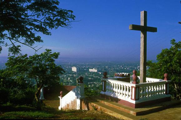 La Loma de la Cruz, Holguín