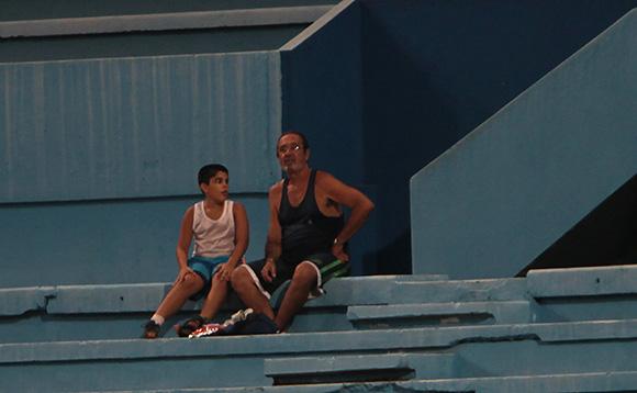 Abielo cuando empieza el juego? Foto: Ismael Francisco/Cubadebate.
