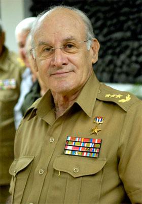 Abelardo Colomé Ibarra en  2007. Foto: Roberto Suarez