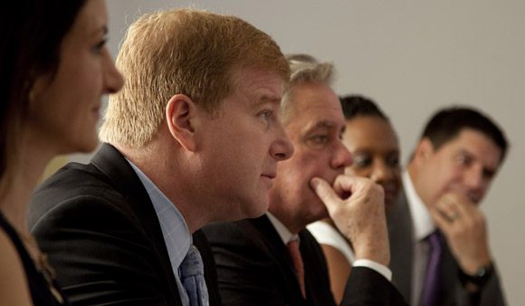 Myron Brilliant, vicepresidente ejecutivo de la Cámara de Comercio de Estados Unidos. Foto: Ismael Francisco/ Cubadebate.