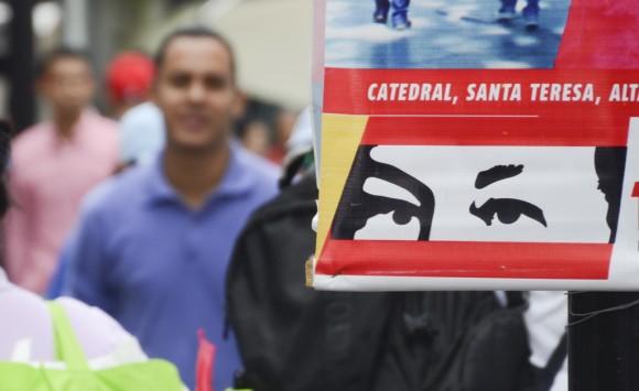 En Caracas. Foto: Kaloian.